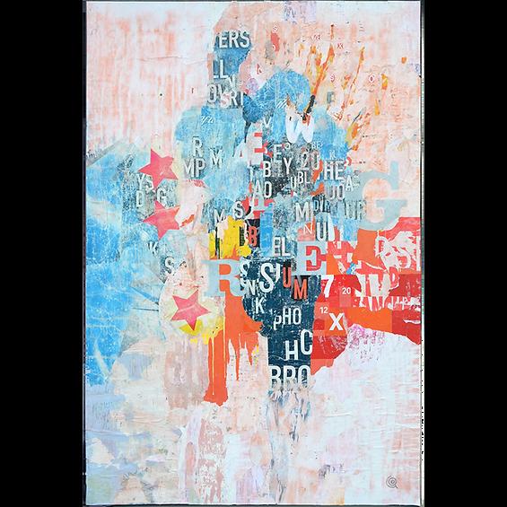 Avenue Rockefeller 2, by Sylvie Perrin #QueenofClay