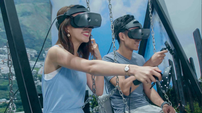 Ngong Ping 360 – VR360 Official Launch