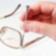 Riparazioni occhiali da sole e da vista