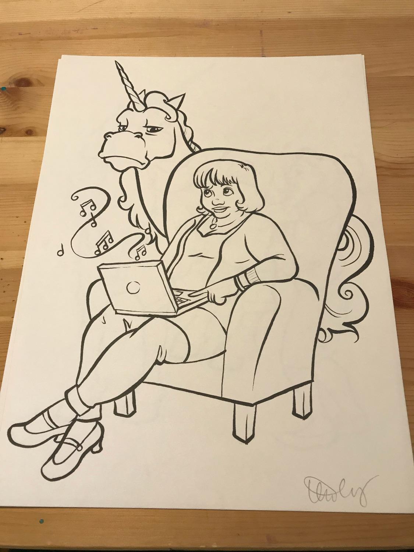 Unicorns page 5