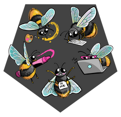 Home page bees