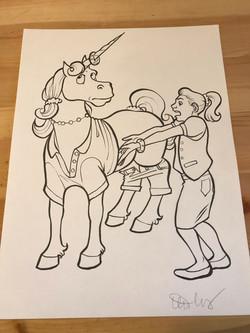 Unicorns page 4