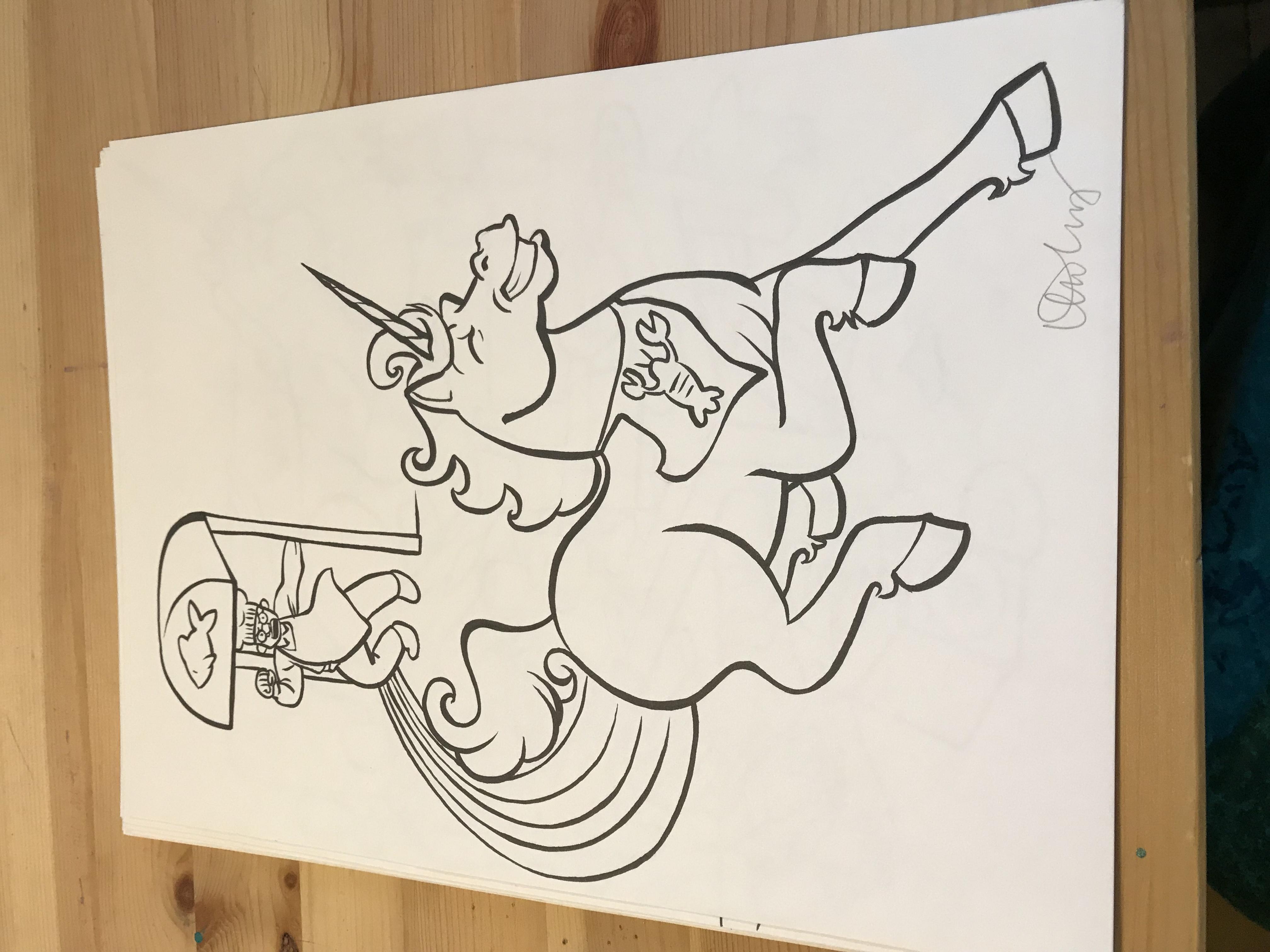 Unicorns page 6
