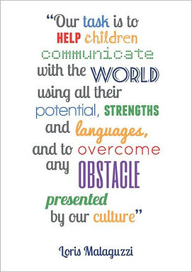 Our task is to help children communicate with the world using all their potential, strength