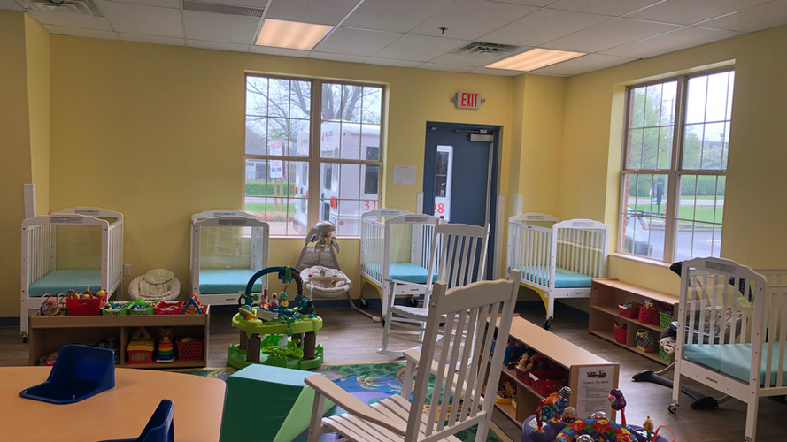 Noblesville - Greenfield Avenue, Infant Room