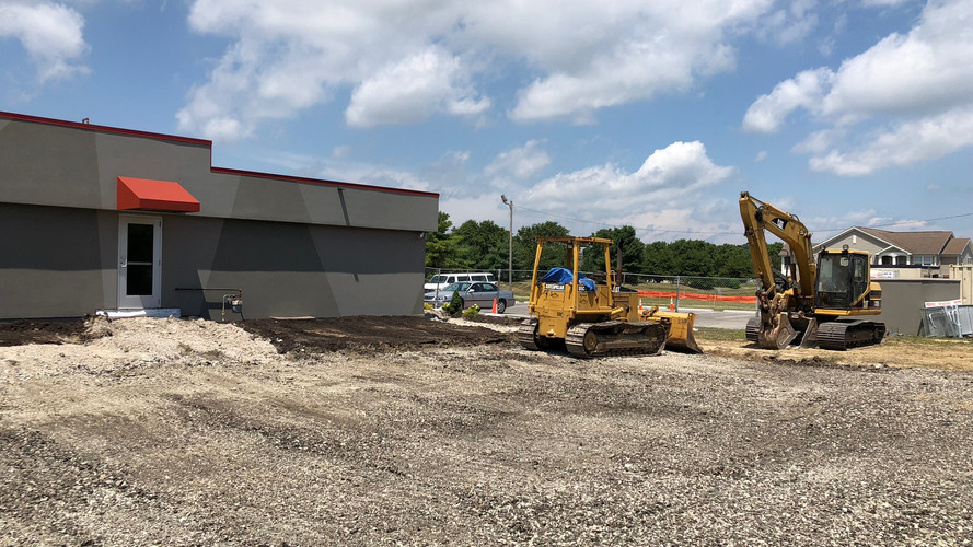 Noblesville - Westfield Road Addition Prep