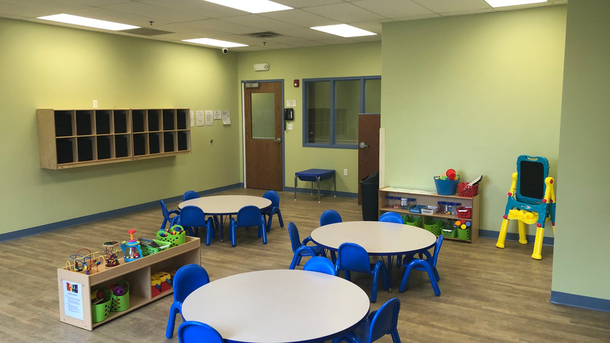 Noblesville - Greenfield Avenue, Classroom