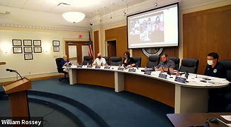 August 27 2020 Sharpsburg Council Meeting