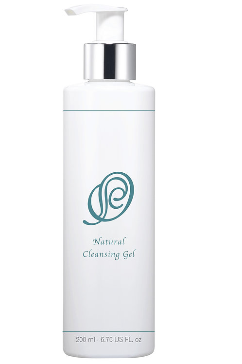 organic cleansing gel face