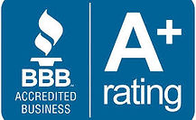Ruby's A+ Rating with the BBB