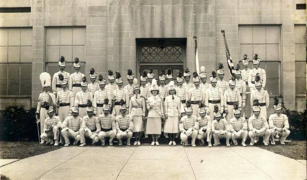 Photo of Sharpsburg service men and women