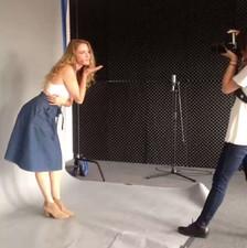 Campaigning! XOXO #photoshoot #comingsoo