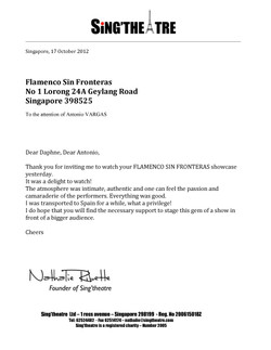 Letter of reference (nb)