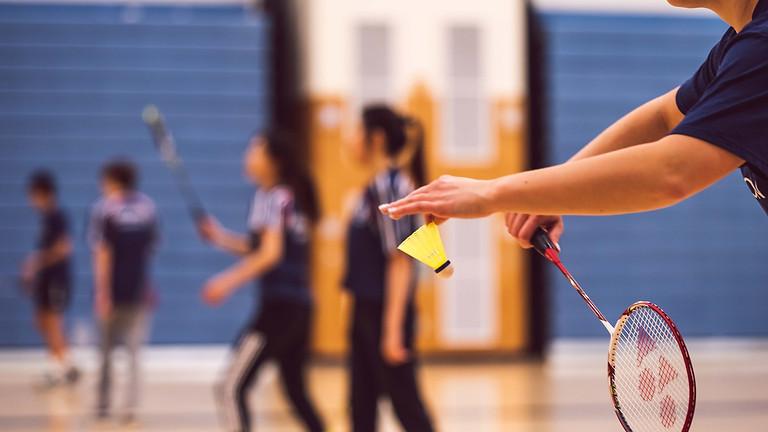 Interfaith Badminton Tournament