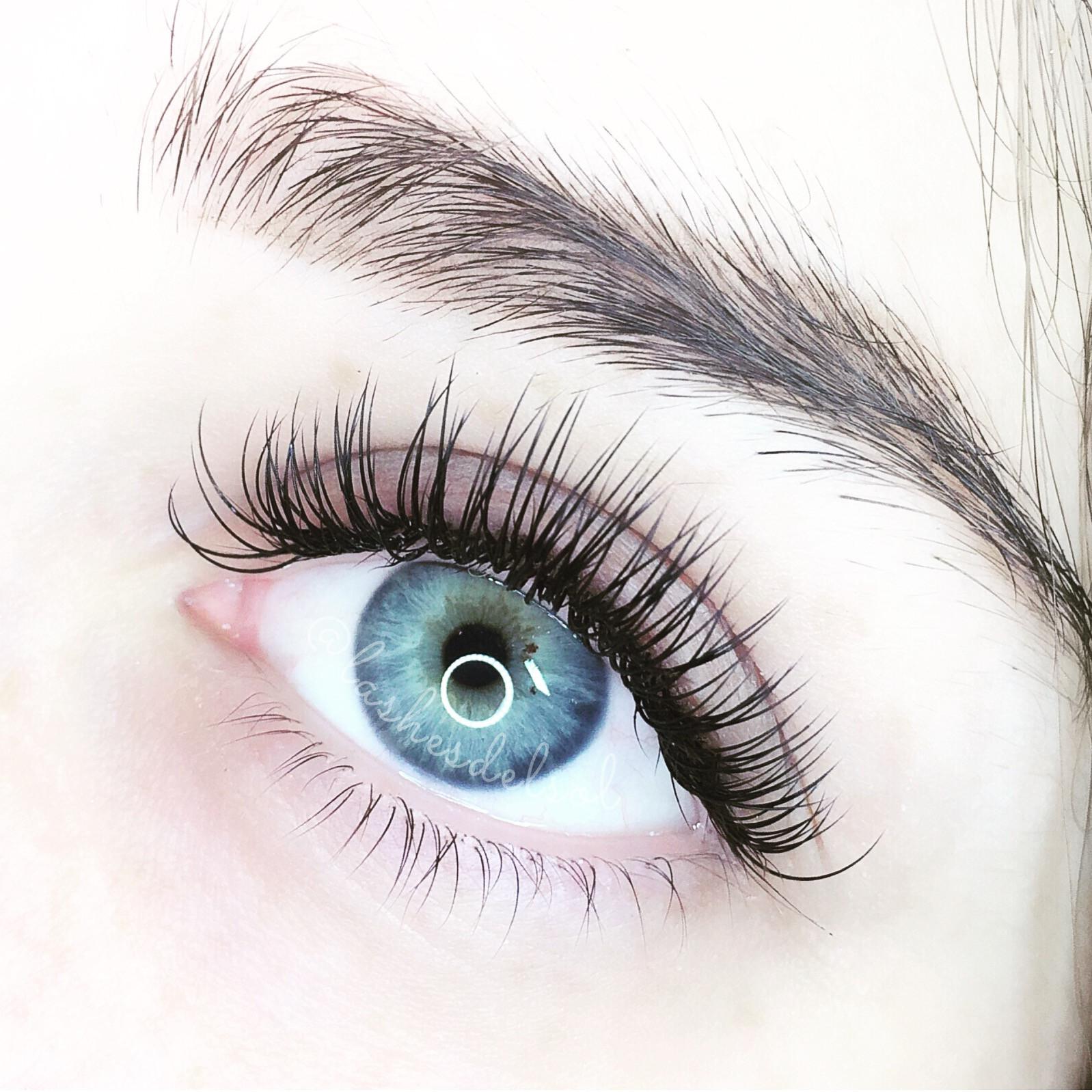 Hybrid eyelash extension Refill