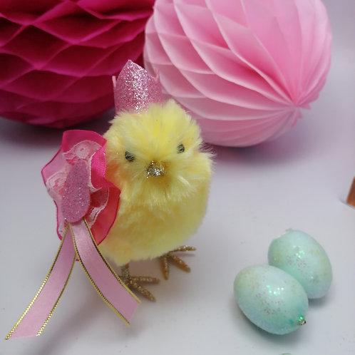Kitsch  Animal cake topper - Chick