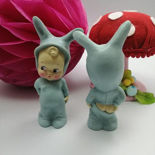 Lapin & Me Kewpie Bunny Decoration