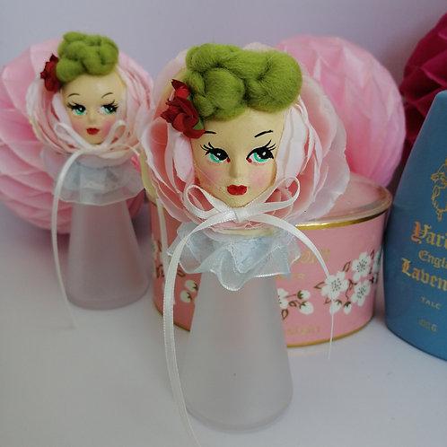 Kitsch Doll  Perfume / Eau De toilette Container