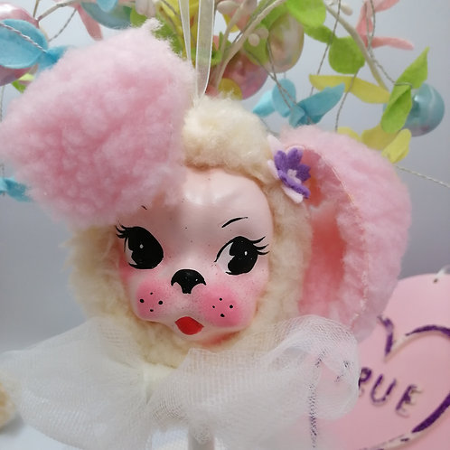 Kitsch Easter Doll decoration