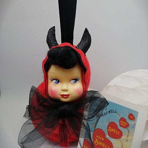 Cheeky Devil Hanging Ornament