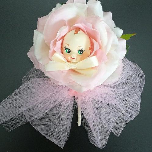 Kitsch Kewpie Wedding Flower Corsage
