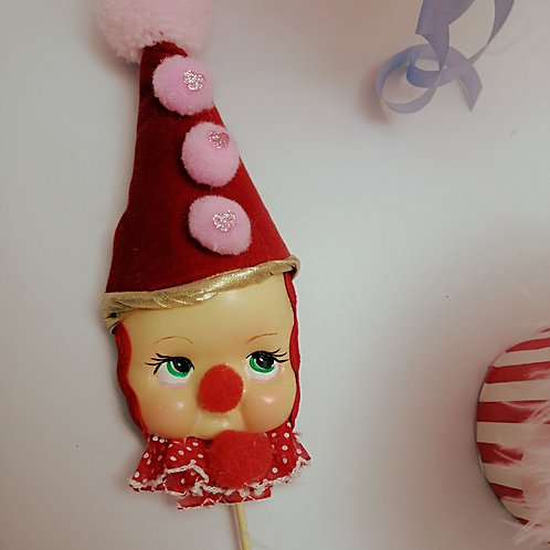 Valentine Kewpie embellishment / decoration