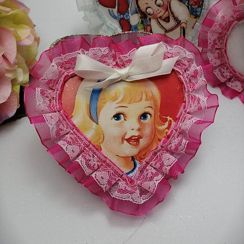 Vintage Style  kitsch Gift Box