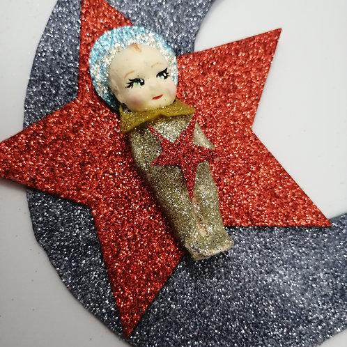 Kitsch Handmade Cosmic Kewpie