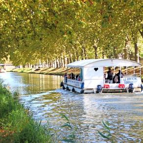 CANAL DU MIDI: el canal navegable más antiguo de Europa | FRANCIA