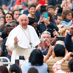 3 maneras para ver al Papa en persona o conocerlo | VATICANO