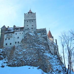 BRAN, el castillo de Drácula en Transilvania | RUMANIA