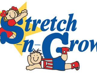 Stretch-n-Grow December Newsletter