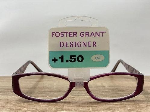 Foster Grant Designer Sweetie +1.50