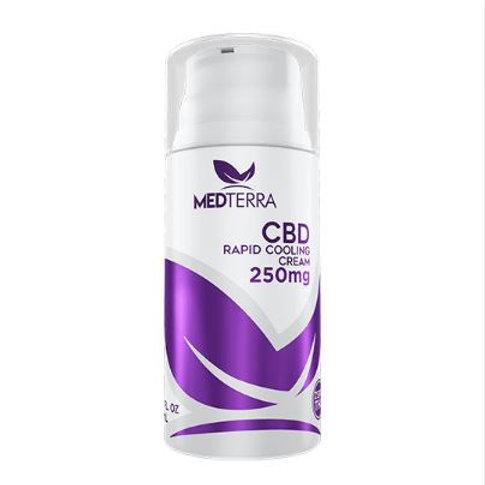 MedTerra Rapid Cooling CBD Cream