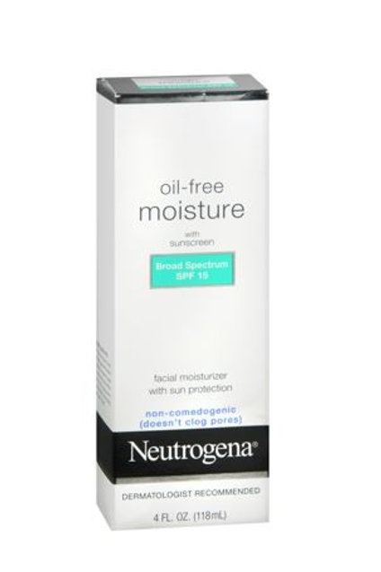 Neutrogena Oil-Free Moisture with SPF 15