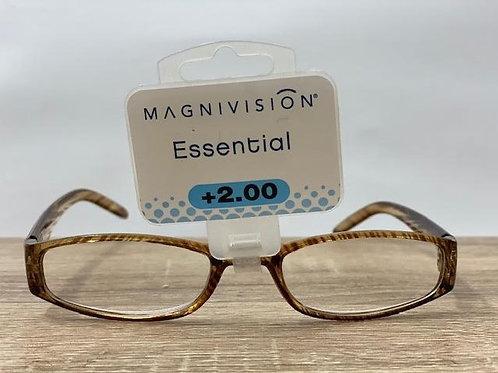 Magnivision Essential Hayes +2.00