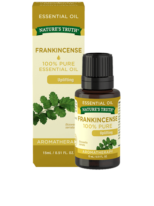Nature's Truth Frankincense Essential Oil