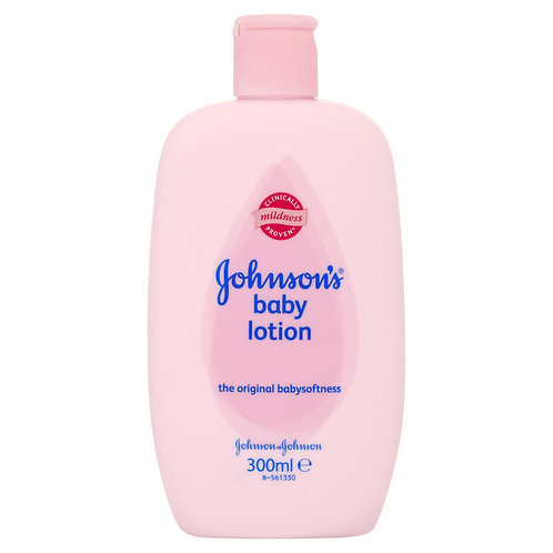 J&J Baby Lotion