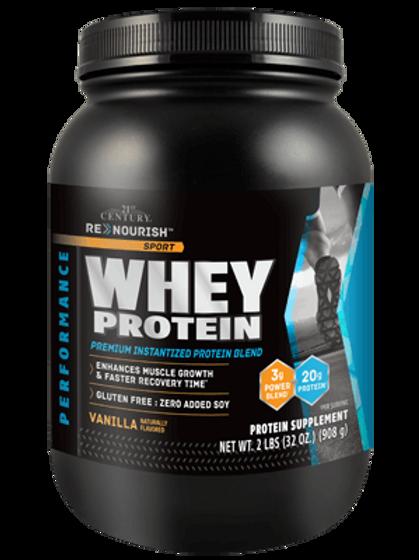 Renourish Sport Whey Protein Vanilla