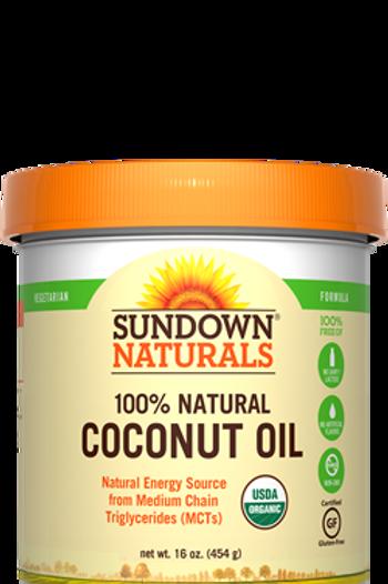 Sundown Coconut Oil 16oz