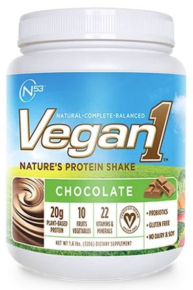 Vegan1 Protein Shake - Chocolate