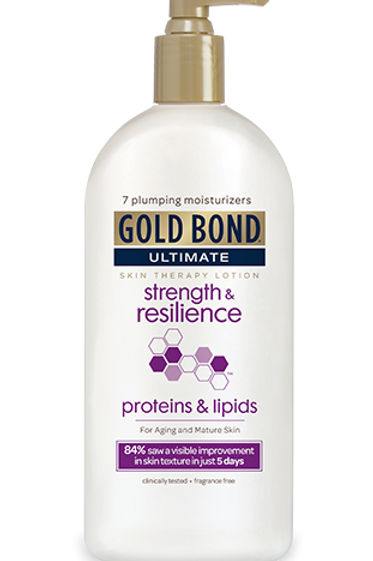 Gold Bond Ultimate Strength & Resilience Lotion