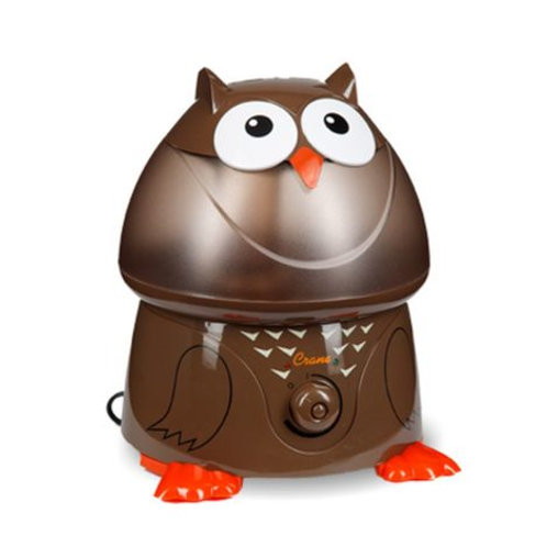 Oscar the Owl Ultrasonic Cool Mist Humidifier