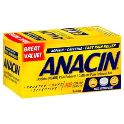 Anacin Coated Tablets