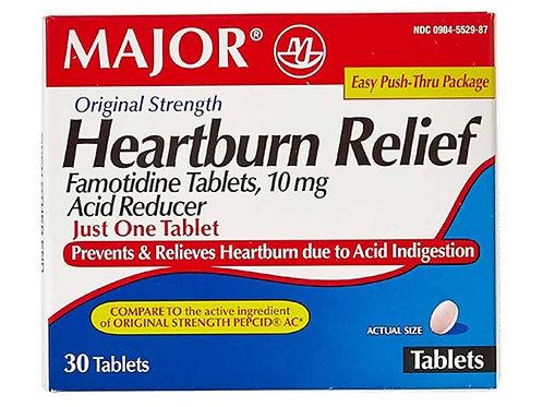Famotidine 10mg Tablets 30 ct