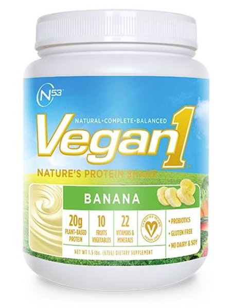 Vegan1 Protein Shake - Banana