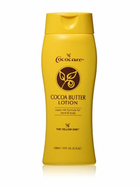 Cococare Cocoa Butter Super Rich Formula Lotion 14 oz