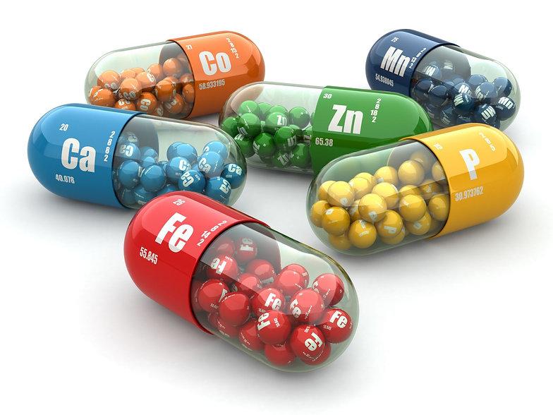 rainbow vitamins