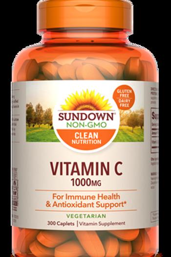 Sundown Vitamin C 1000mg Caplets 300ct