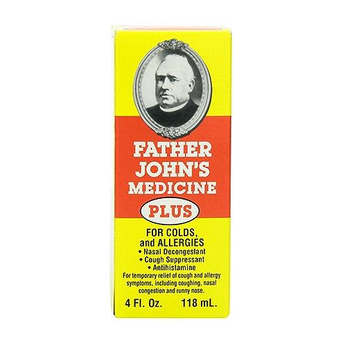 Father John's Cough Medicine Plus - 4oz